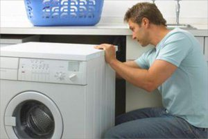wasmachine maakt veel lawaai